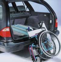 rollstuhlverladehilfen behindertenfahrzeuge24. Black Bedroom Furniture Sets. Home Design Ideas